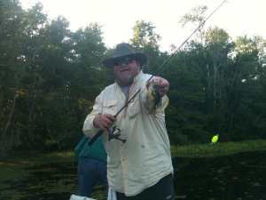 2011 Perch Harvest